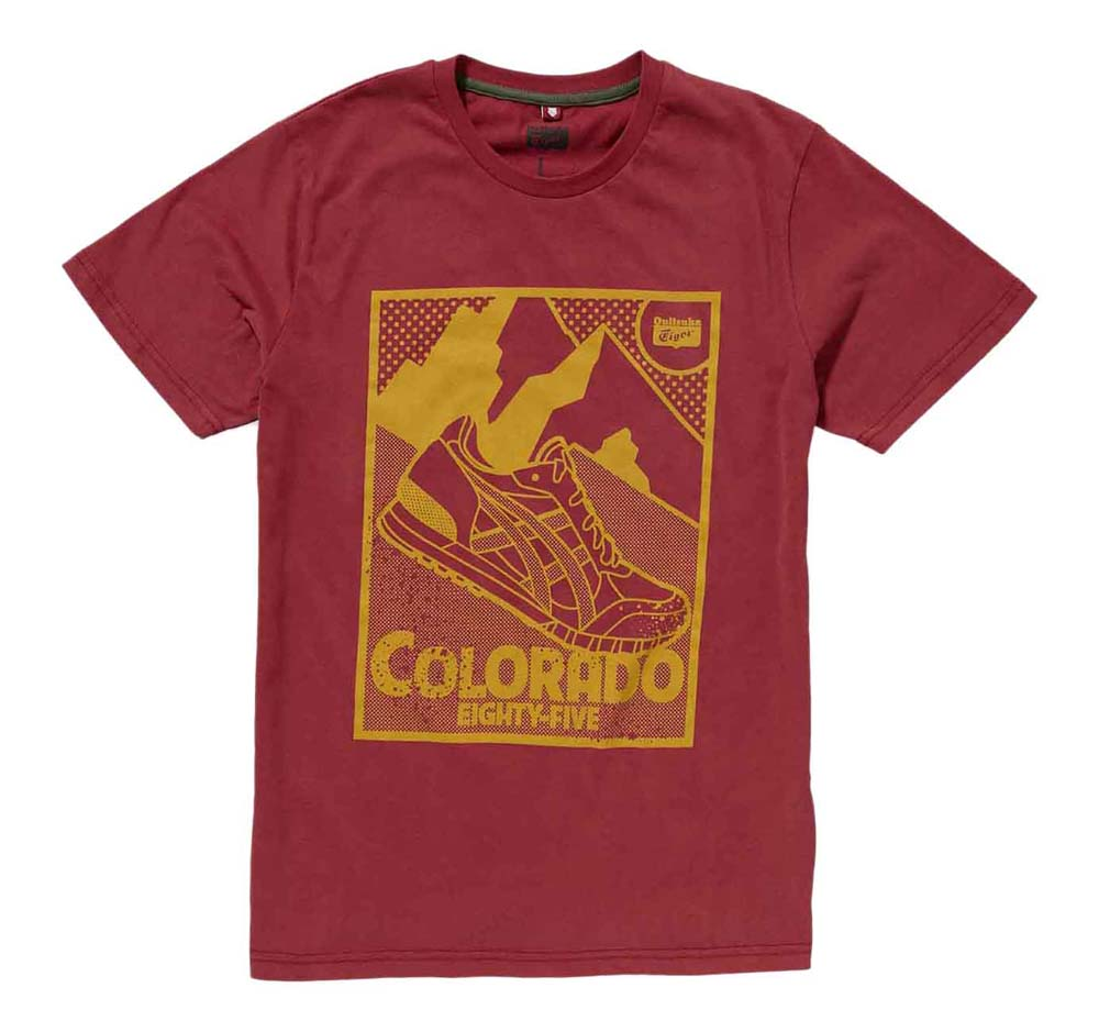 Onitsuka tiger Colorado Eighty Five Sneaker Tee