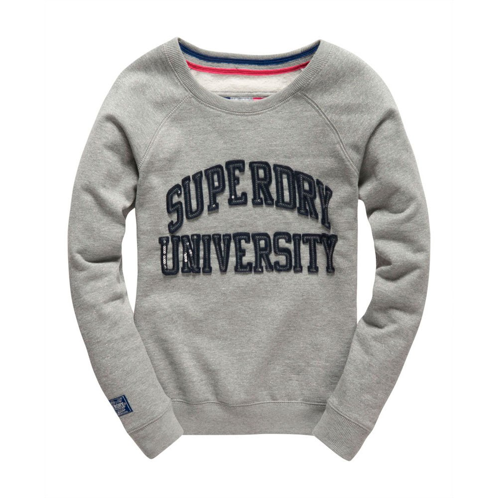 Superdry Core Applique University Crew