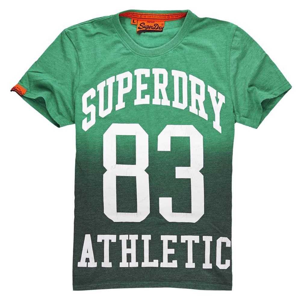 Superdry Xl Athletics Dip Dye Tee