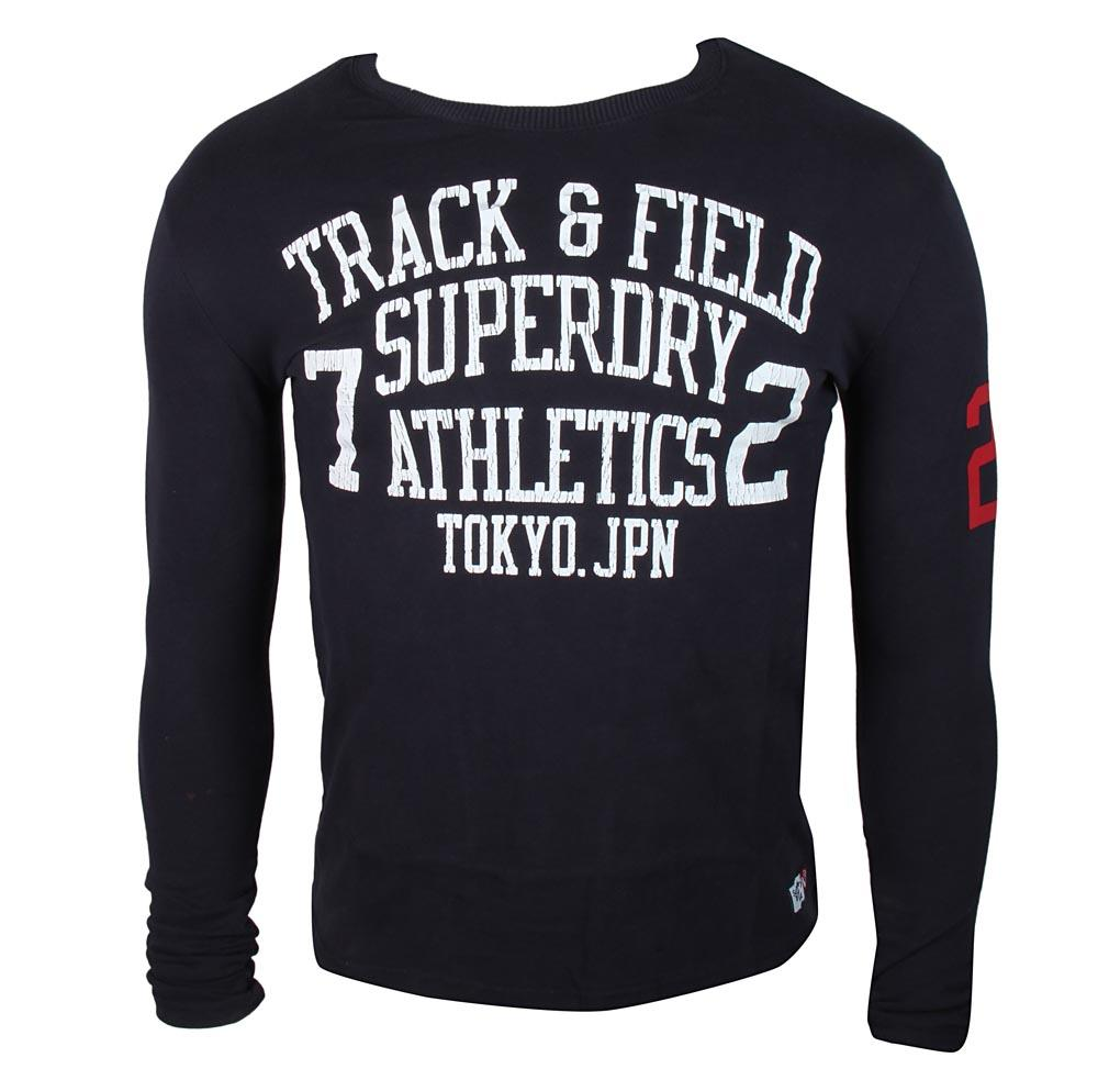 Superdry Trackster L/s Tee