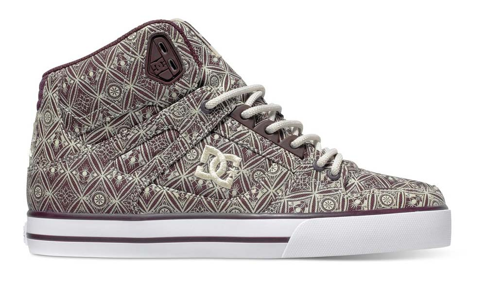 2a6b4be7d50208 Dc shoes Spartan High Wc Shoe buy and offers on Dressinn