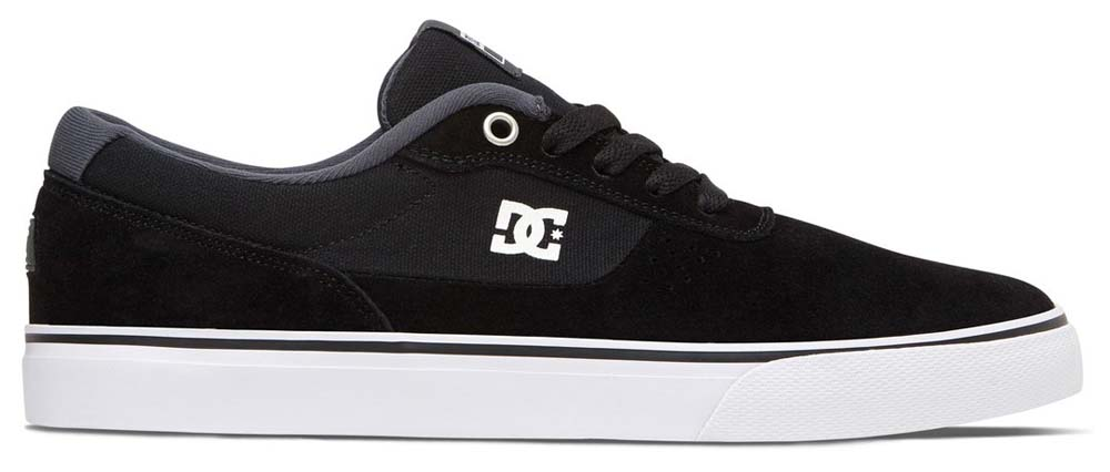 dc shoes Switch S - Scarpe da skate da Uomo - Black - DC Shoes