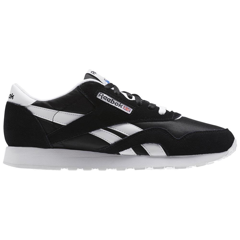 Sneakers Reebok-classics Cl Nylon EU 33 Black / White