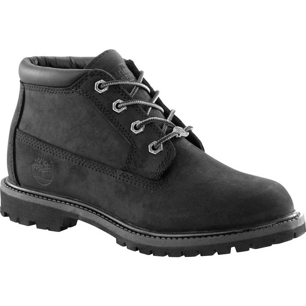 c9c99fb2aca Timberland Nellie Chukka Wide Black buy and offers on Dressinn