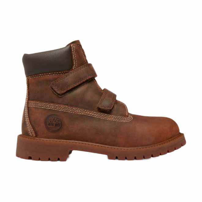 Timberland Authentics 6 In Waterproof Hook And Loop Boot Toddlers