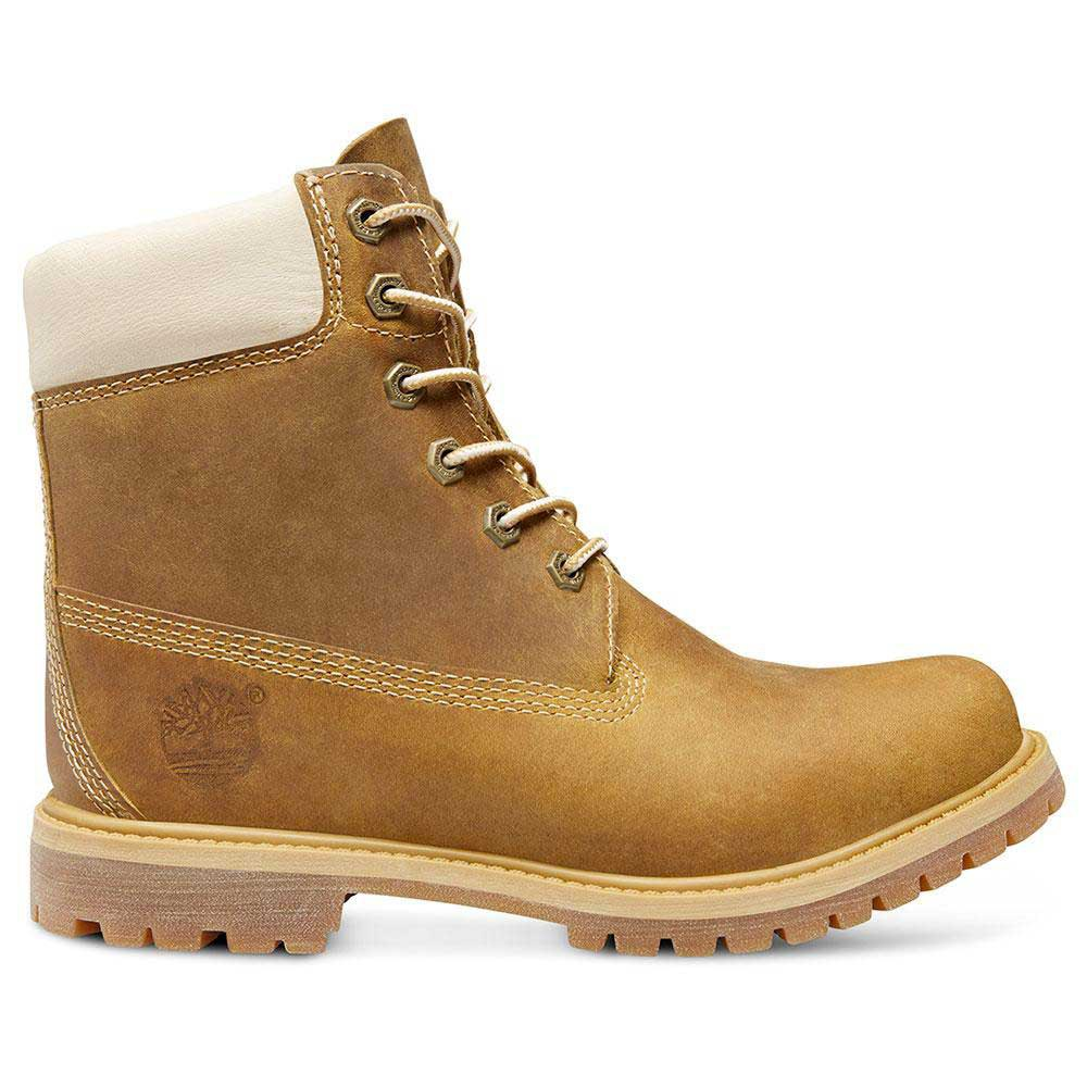 Timberland 6 In Premium Boot With Wedge