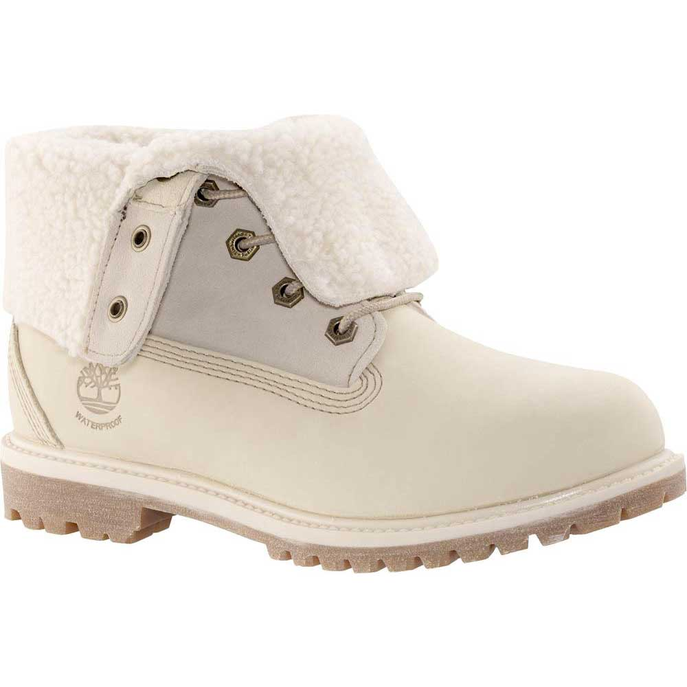 Timberland Authentics Teddy Fleece Waterproof Folddown Wide