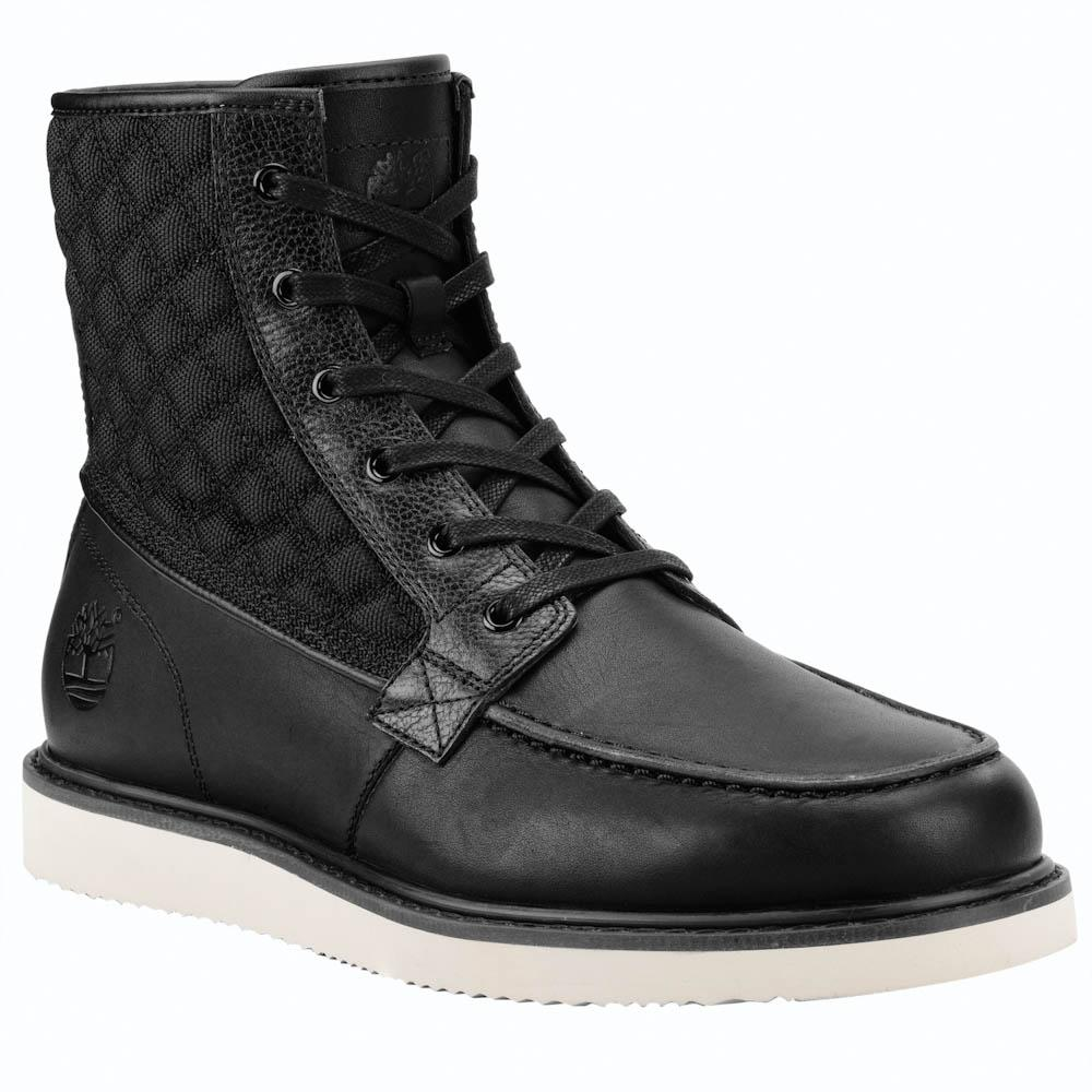 Timberland Newmarket 6 In Moc Toe Boot