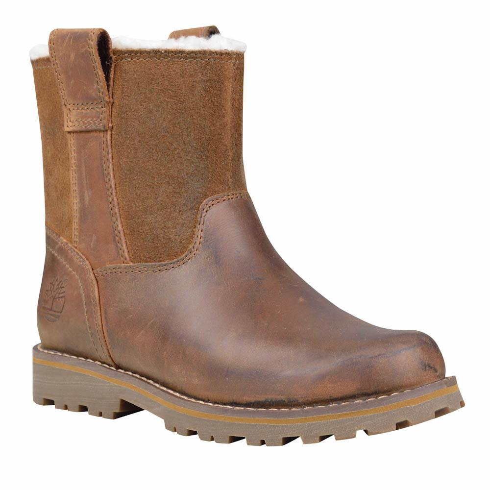 Timberland Asphalt Trail Chestnut Ridge Warm Lined Youth