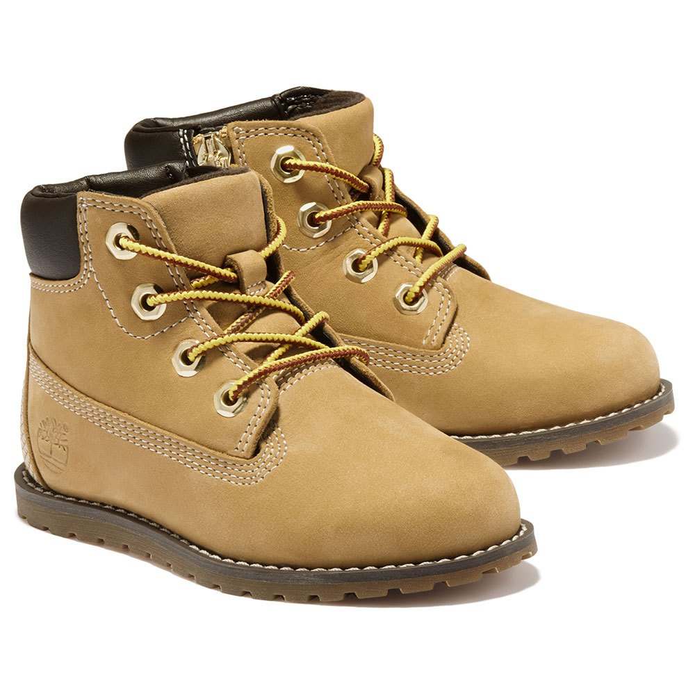 Timberland Pokey Pine 6 In Boot With Side Zip Toddlers
