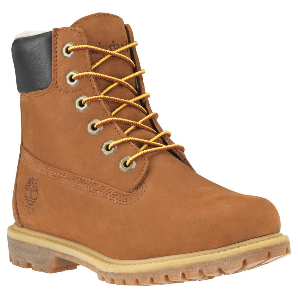 TIMBERLAND 6 In Premium Fleece Lined Waterproof Boot
