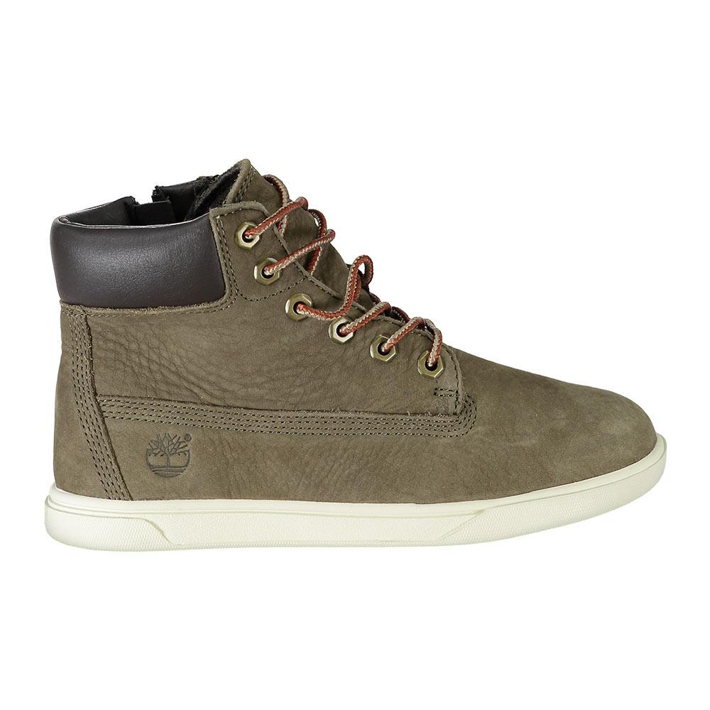 Timberland Groveton 6 In Lace With Side Zip Youth