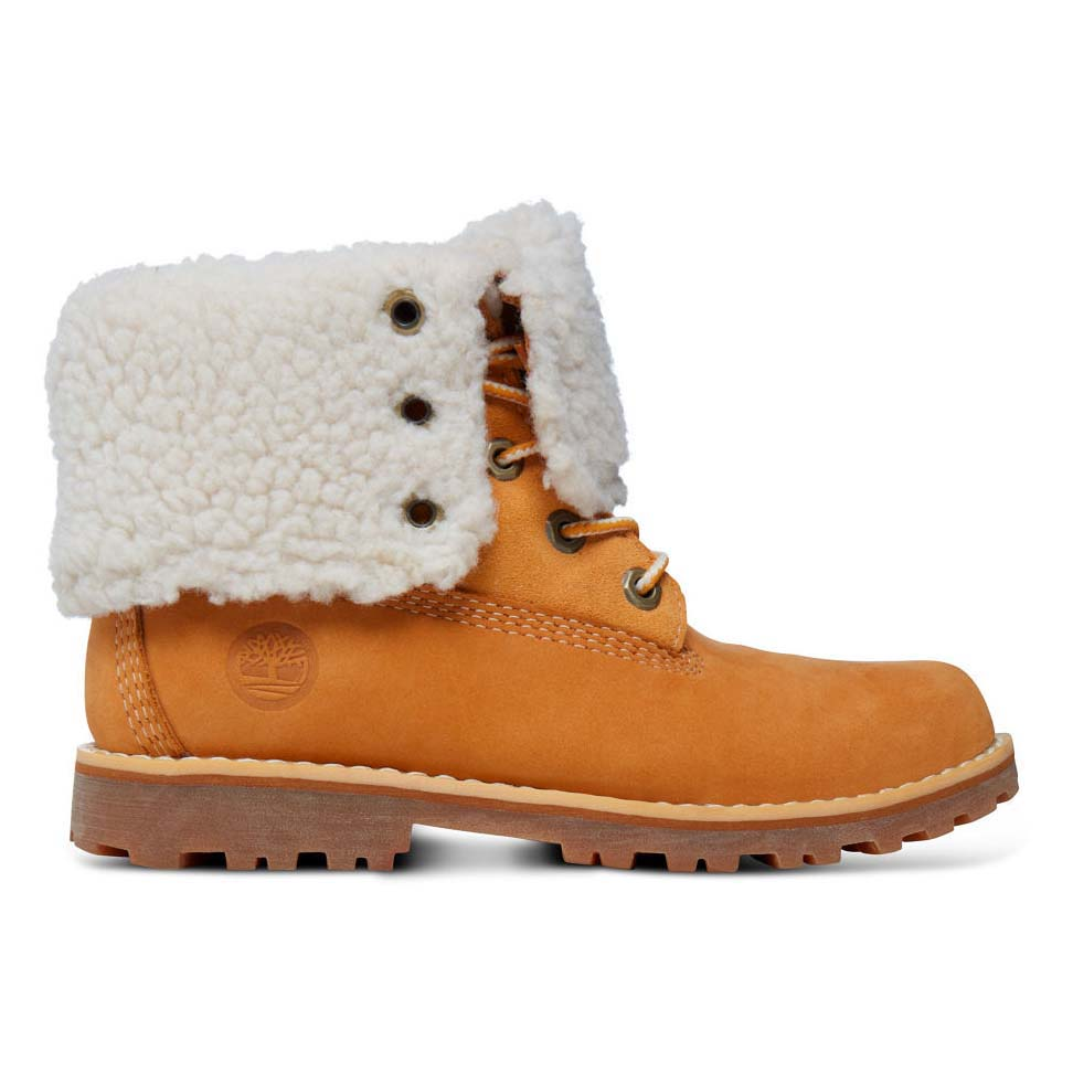 Timberland Authentics 6 In Waterproof Faux Shearling Boot