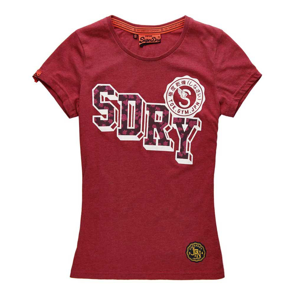 Superdry Paisley Entry Tee