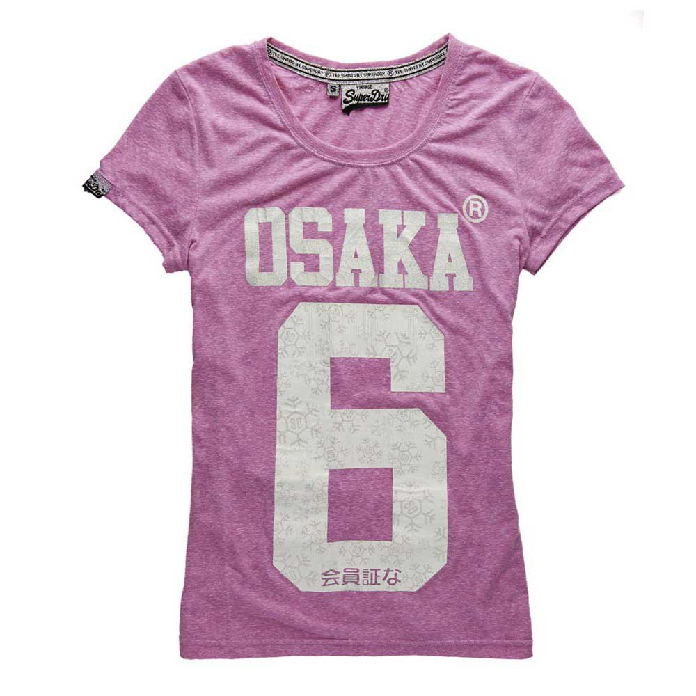 SUPERDRY Osaka 6 Snow Entry Tee