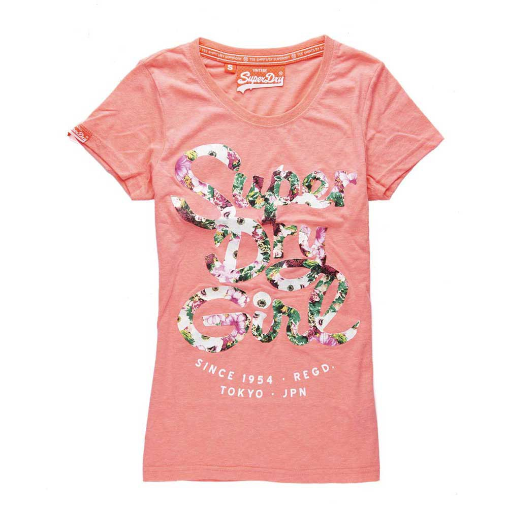 Superdry Girl Floral Entry Tee