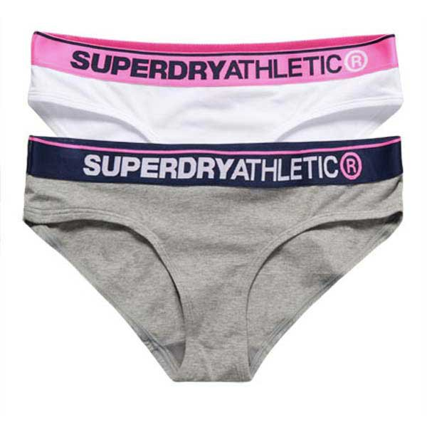 Superdry Athletic Brief Double Pack