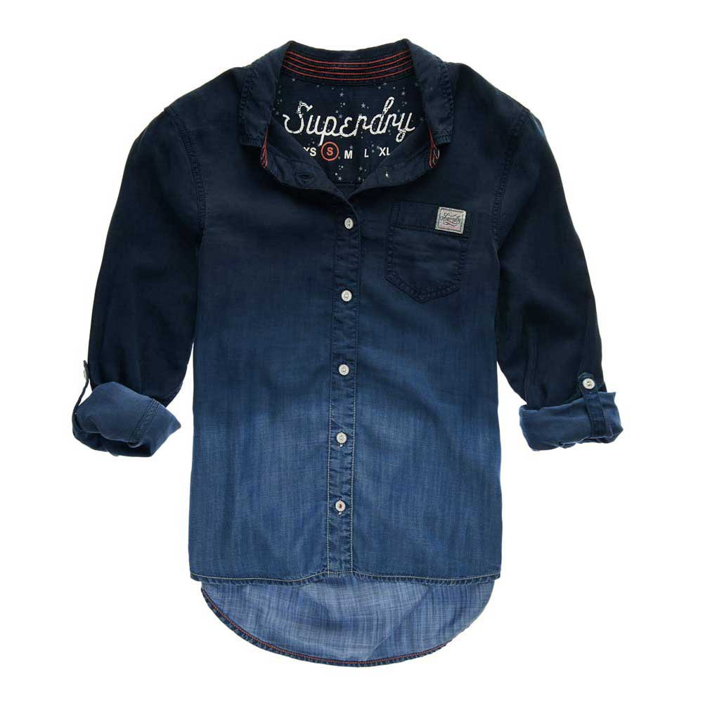 Superdry Dip Chambray Shirt