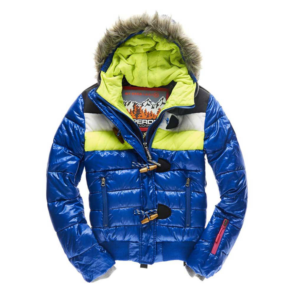Superdry Intrepid Jacket Ski Edition
