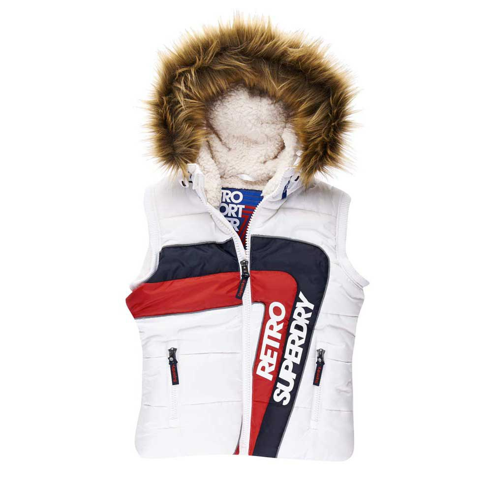 Superdry Retro Sports Gilet