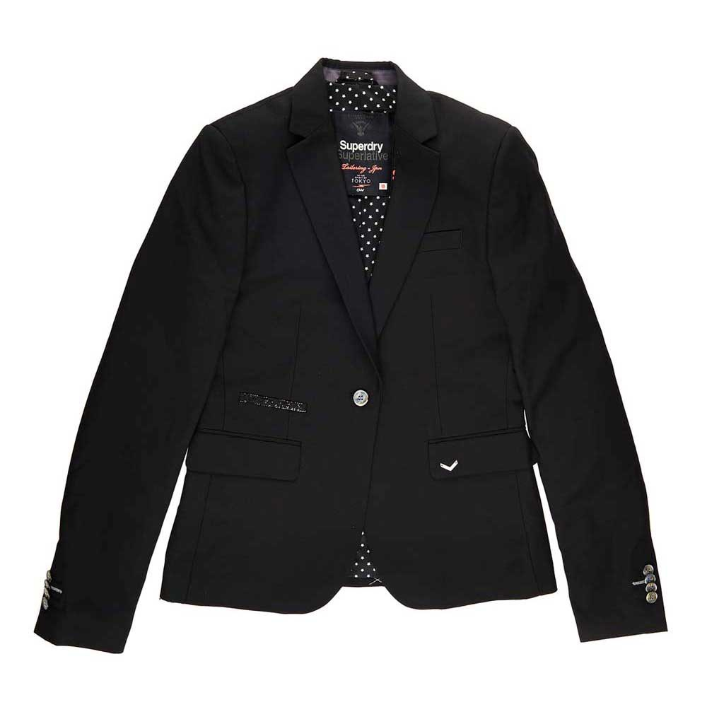 Superdry Superlative Silver Star Dinner Jacket