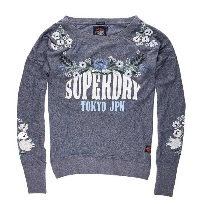 Superdry Babushka L/s Top