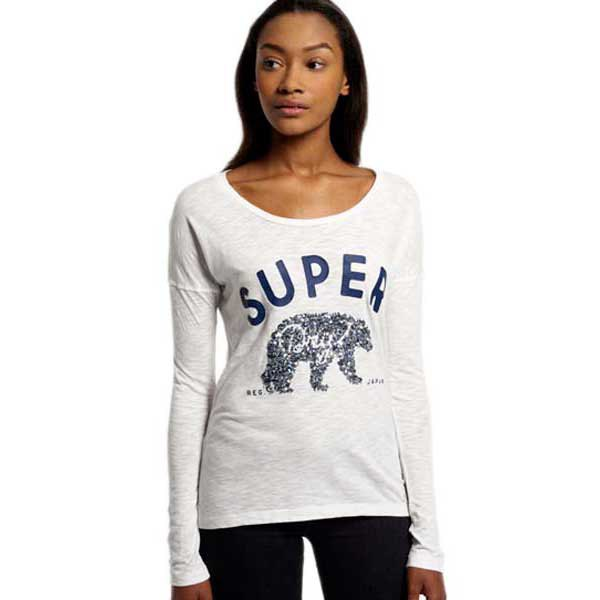 Superdry Sparkle Bear Top