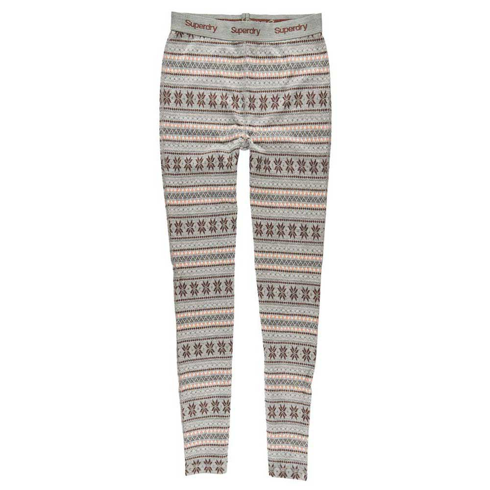 Superdry Fairisle Jacquard Leggings