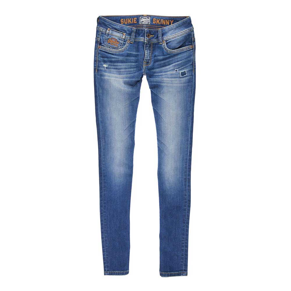 Superdry Low Rise Superskinny Cara Skinny L32