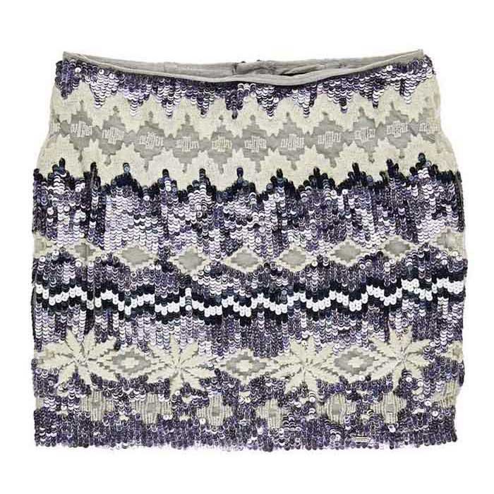 Superdry Aspen Sequin Mini Skirt