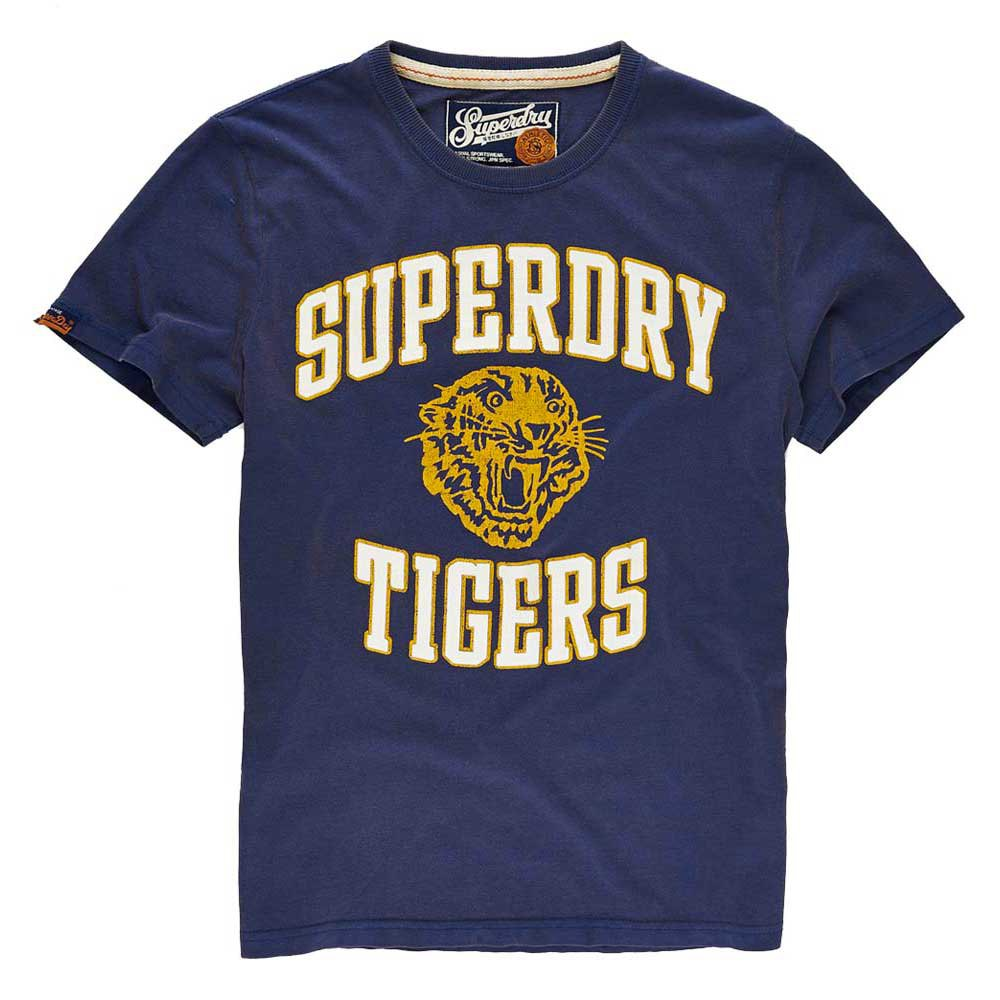 SUPERDRY Tigers Gym Class Entry Tee