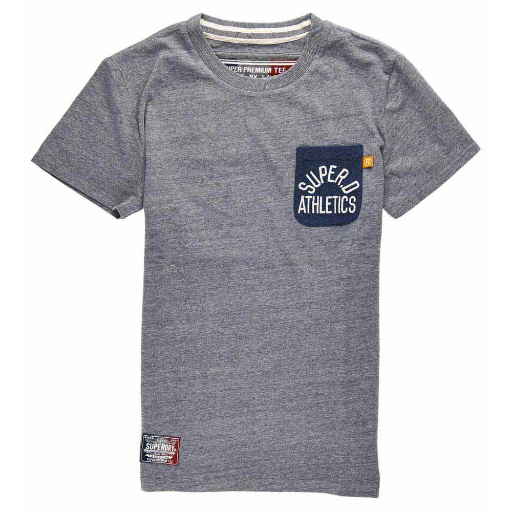 SUPERDRY Core Applique Pocket S/s Tee