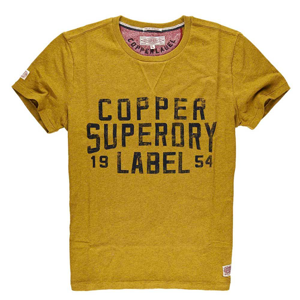 Superdry Copper Label Magna S/s Print Tee