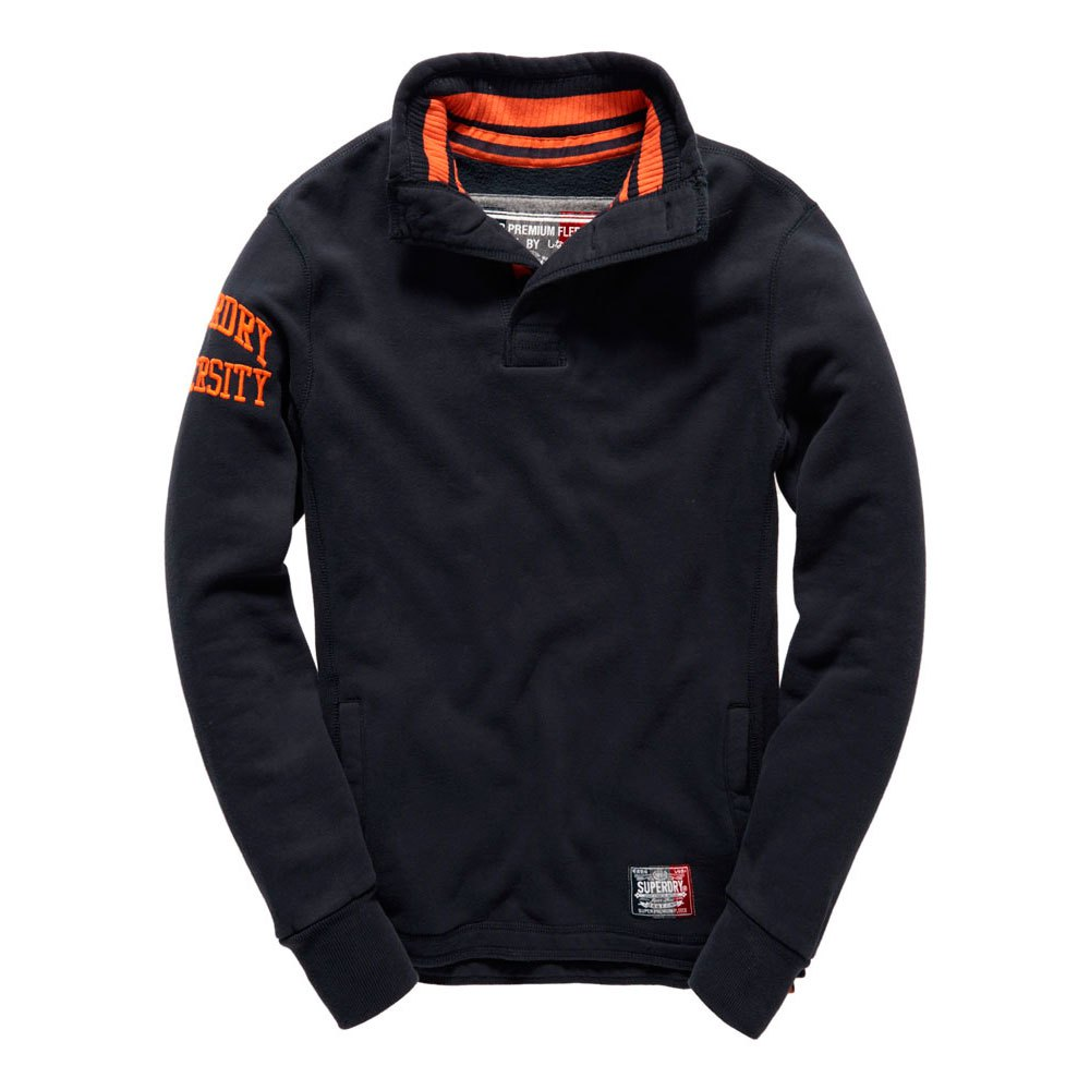 SUPERDRY Core Applique Tipped Henley