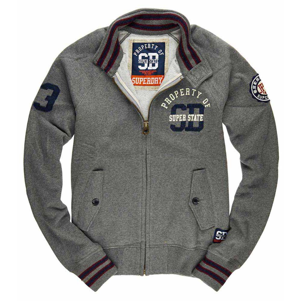 Superdry Super State Coaching Track Sweat