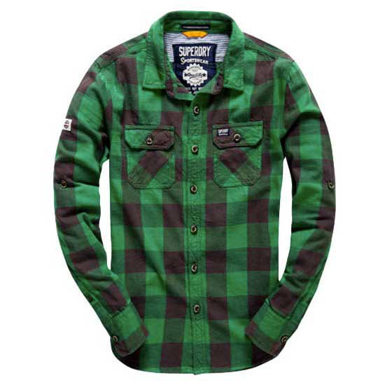 Superdry Flanagan Forest Shirt