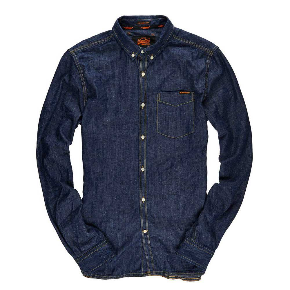 Superdry London Loom Nep Shirt