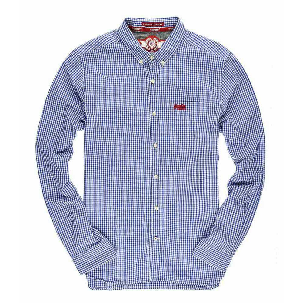 Superdry London Button Down L/s Shirt