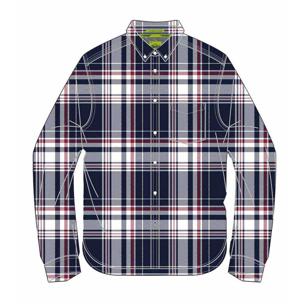 SUPERDRY Newark Oxford Shirt