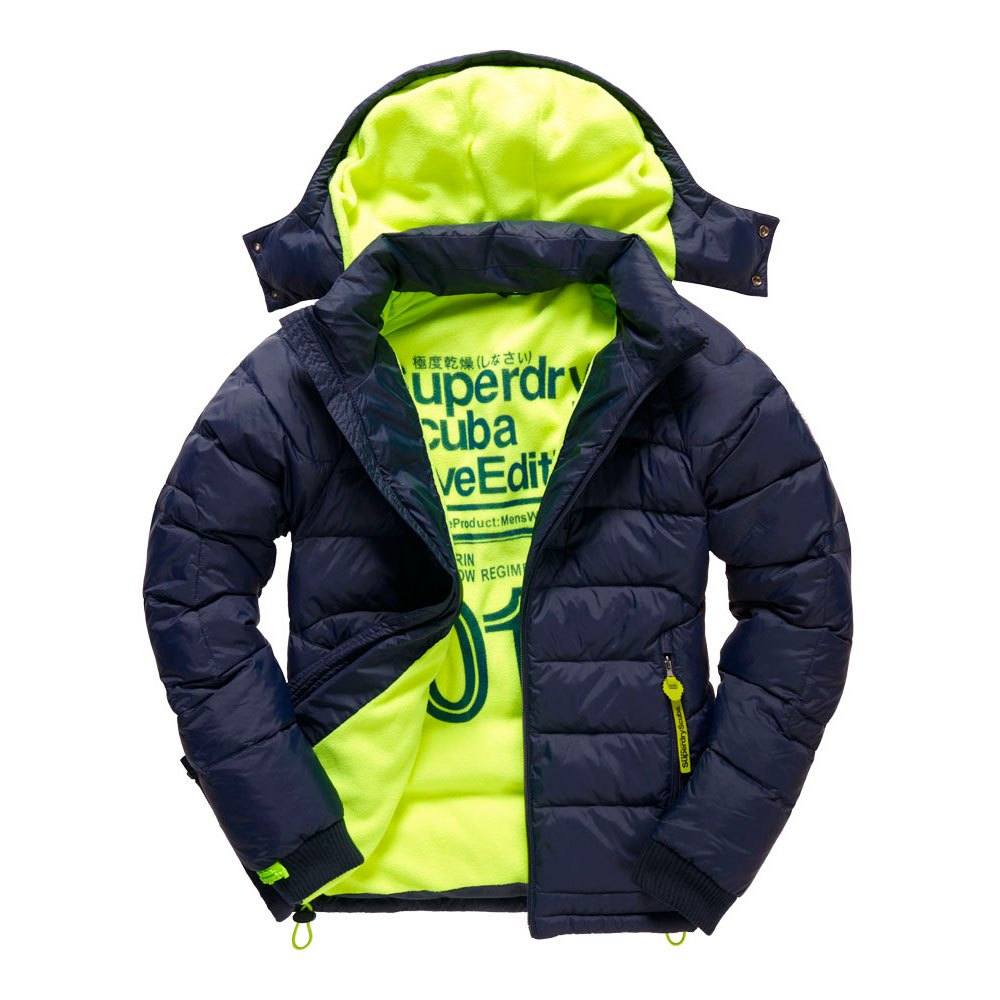 Superdry Winter Wet Scuba Jacket