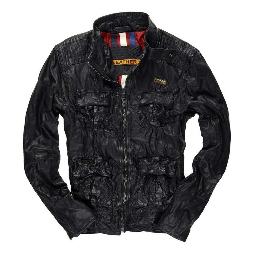 6fd2699bf Superdry Ryan 4 Pocket Jacket buy and offers on Dressinn