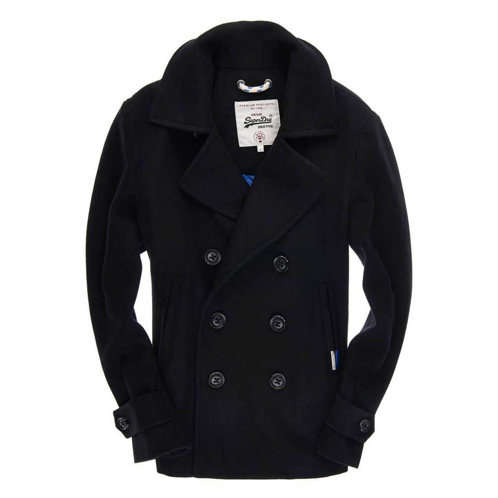 Superdry Commodity Slim Peacoat