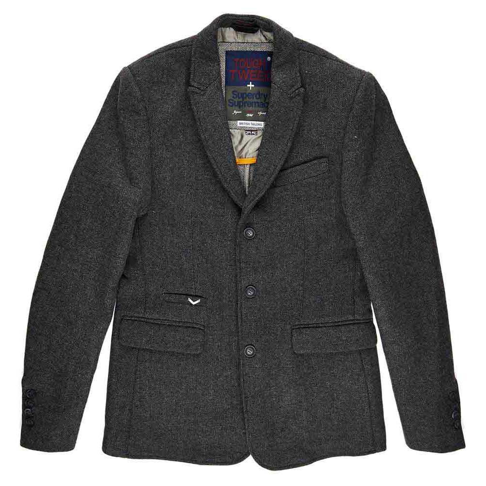 Superdry Supremacy Tough Tweed Jacket