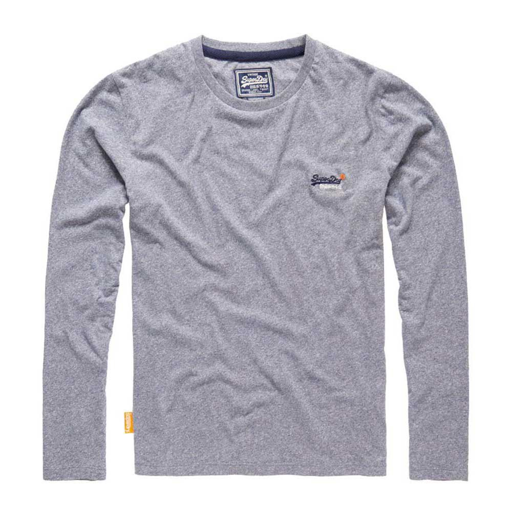 SUPERDRY Orange Label Vintage Embroidery L/s Tee