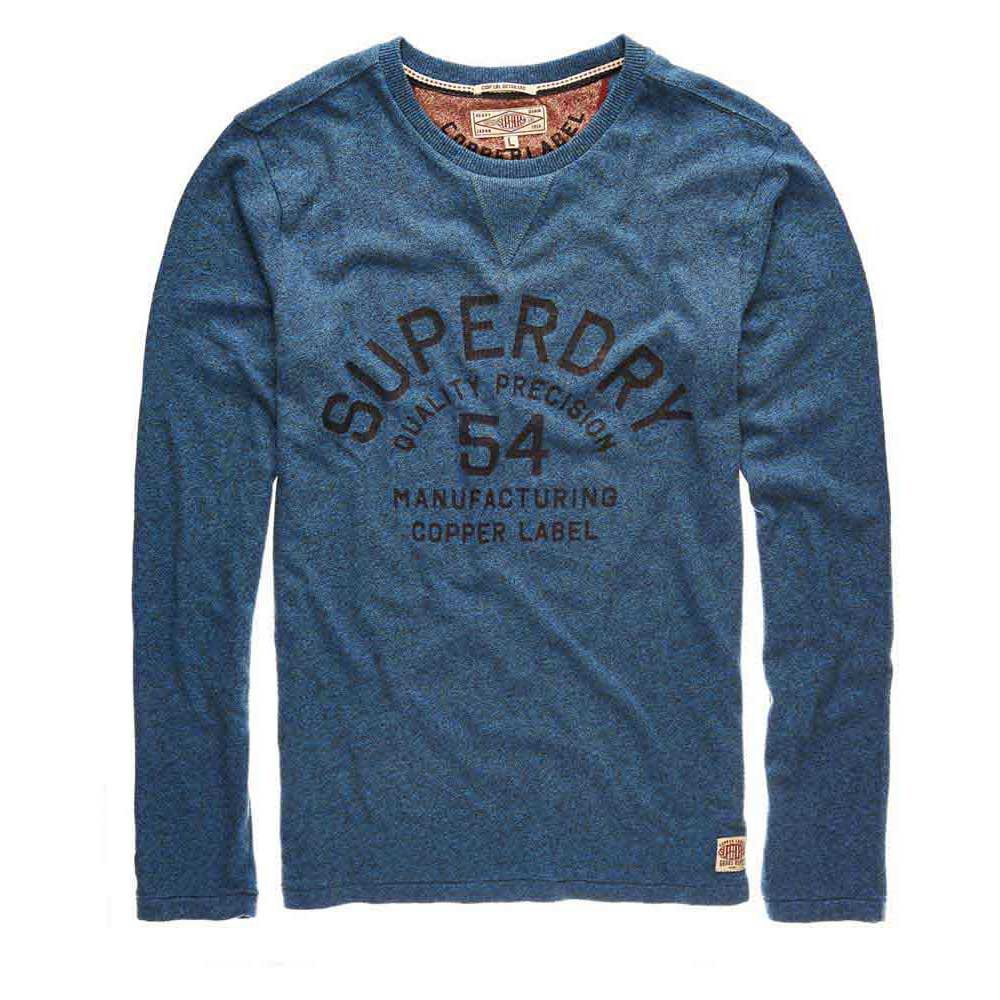 Superdry Copper Label Heston L/s Tee