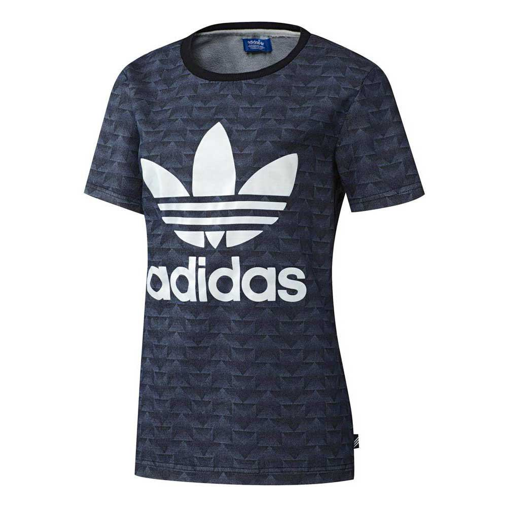 adidas originals Track Denim Tee