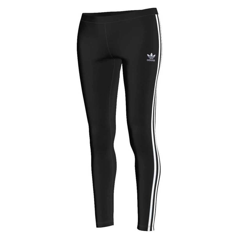 adidas leggings. adidas originals 3 stripes leggings