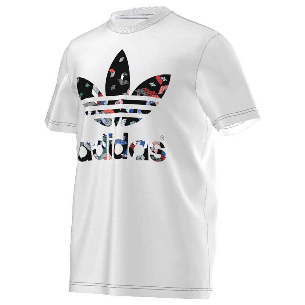 59827ab61b2a adidas originals Prism Trefoil Tee buy and offers on Dressinn