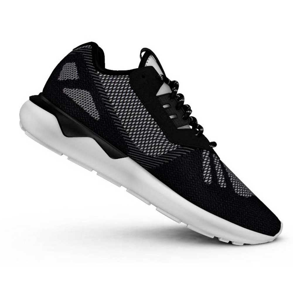 Another Look At The adidas Originals Tubular Runner Black White