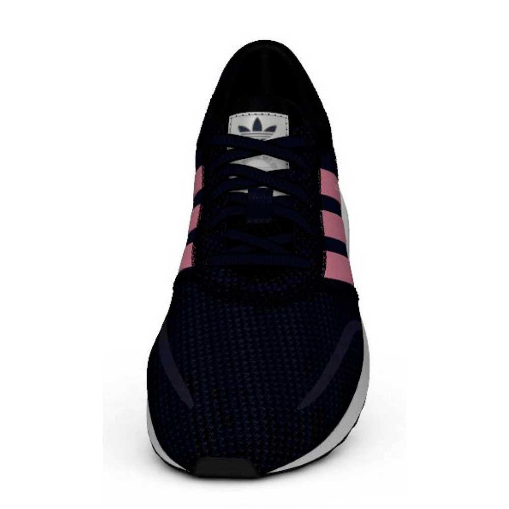 adidas Originals LOS ANGELES J Noir Synthétique Baskets